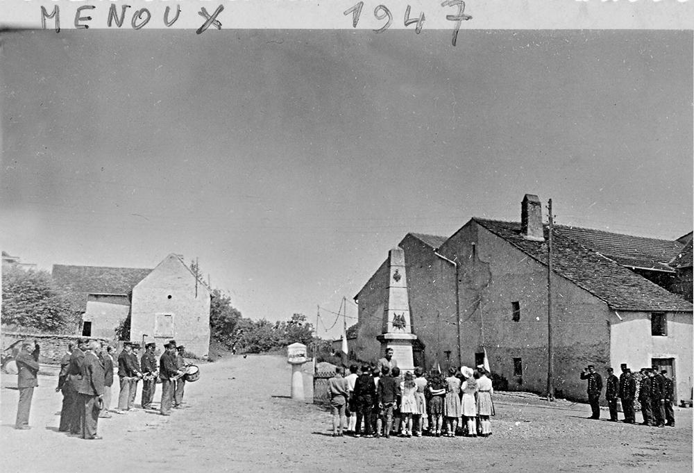 Menoux14juillet1947